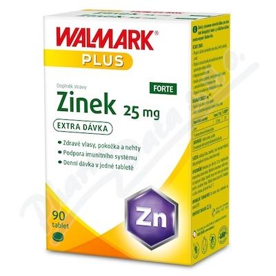 Walmark Zinek Forte 25mg tbl.90