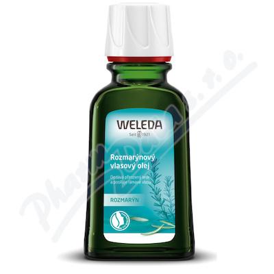 WELEDA Vlasový olej 50ml