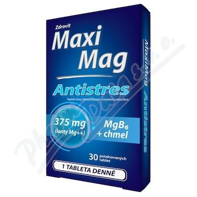 Zdrovit MaxiMg Antistres 30 tablet