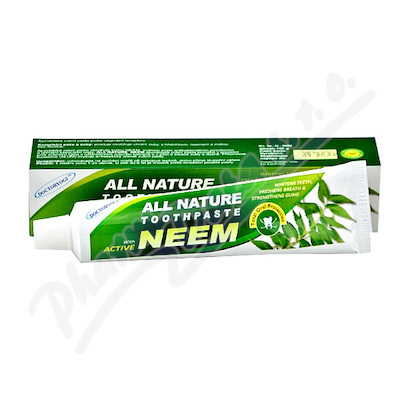 Zubní pasta All Nature Neem 100 g